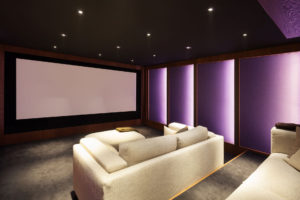 What Are the Advantages of a Home Theatre?