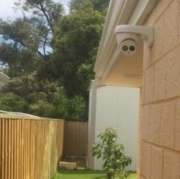 side access camera